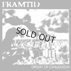 画像1: FRAMTID / Defeat of civilization (Lp) Crust war