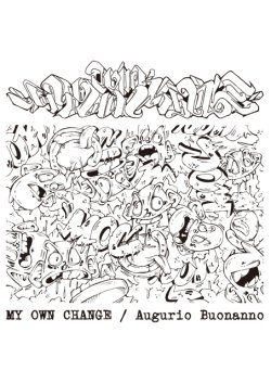 画像1: MY OWN CHANGE / Augurio buonanno (cd) One family