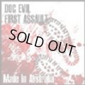 DOC EVIL, FIRST ASSAULT / Split -Made in australia- (cd) Vital sign