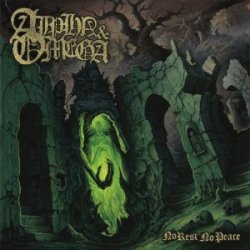 画像1: ALPHA & OMEGA / No rest, no peace (cd) (Lp) Bridge nine