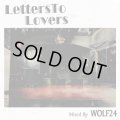 WOLF 24 / letters to lovers (cd) WDsounds