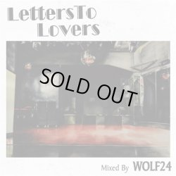 画像1: WOLF 24 / letters to lovers (cd) WDsounds