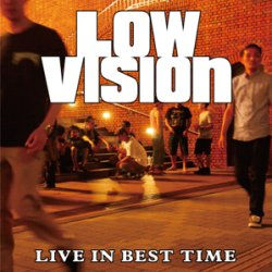 画像1: LOW VISION / live in best time (cd) WDsounds