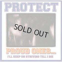 画像1: PROTECT / proud ones... (USED cd) Straight up