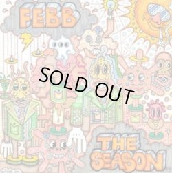 画像1: FEBB / The season (cd) WDsounds