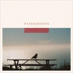 画像1: PAPERMOONS / No love (cd) Stff slack