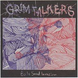 画像1: GRIM TALKERS / Built sand invasion (cd) Gsr!