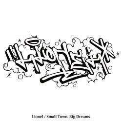画像1: LIONEL / Small town, big dreams (cd) One family