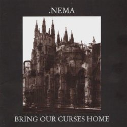 画像1: .NEMA / Bring our curses home (cd)(Lp) Sound pollution