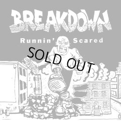 画像1: BREAKDOWN / Runnin' scared (Lp) 540/Painkiller