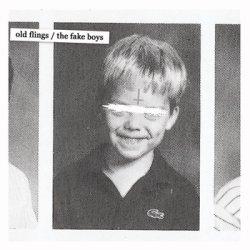画像1: OLD FLINGS, THE FAKE BOYS / split (7ep) Bitter melody