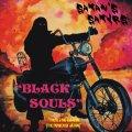 SATAN'S SATYRS / Black souls (7ep) Trash king productions