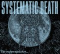 SYSTEMATIC DEATH / Systema-nine(the moon watches...) (cd) Fade-in