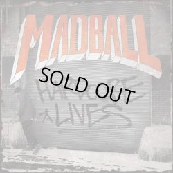 画像1: MADBALL / Hardcore lives (cd)(Lp) Bnb label