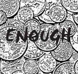 画像1: ENOUGH / st (cd) Fnd