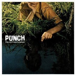 画像1: PUNCH / They don't have to believe (cd)(Lp) Deathwish