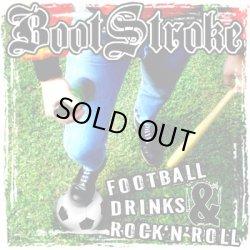 画像1: BOOTSTROKE / Football Drinks & Rock 'N' Roll (cd) Anfibio