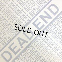 画像1: VIOLENT REACTION / Dead end (7ep) Quality control HQ