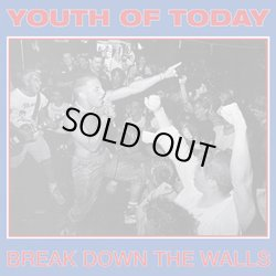 画像1: YOUTH OF TODAY / Break down the walls (cd)(Lp) Revelation