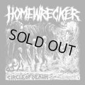 HOMEWRECKER / Circle of death (cd)(Lp) A389
