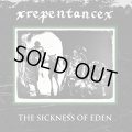 xREPENTANCEx / The sickness of eden (Lp) Carry the weight