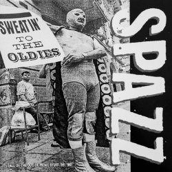 画像1: SPAZZ / Sweatin' to the oldies (cd) Tankcrimes