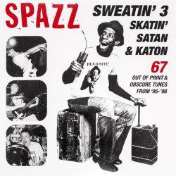 画像1: SPAZZ / Sweatin' 3: skatin' satan & katon (cd) Tankcrimes