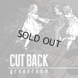 画像1: CUT BACK / Green room (cd) Radical east