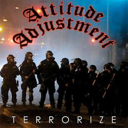 画像1: ATTITUDE ADJUSTMENT / Terrorize (Lp) Beer city