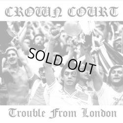 画像1: CROWN COURT / Trouble from london (cd) Rebellion