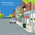 Homecomings / Sale of broken dreams (cd) felicity