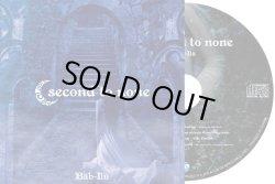 画像1: SECOND TO NONE / Bab-Ilu (cd) Radical east