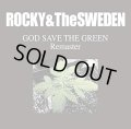 ROCKY & THE SWEDEN / God save the green (cd) Diwphalanx