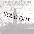 CROWN COURT / Capital offence (Lp) Rebellion