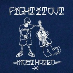 画像1: ■予約商品■ FIGHT IT OUT / Most hated (Lp) Rsr