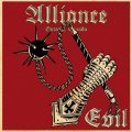 ALLIANCE / Evil (cd)(Lp) Rebellion