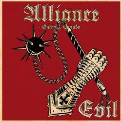 画像1: ALLIANCE / Evil (cd)(Lp) Rebellion