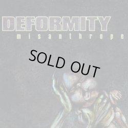 画像1: DEFORMITY / Misanthrope (cd) Goodlife