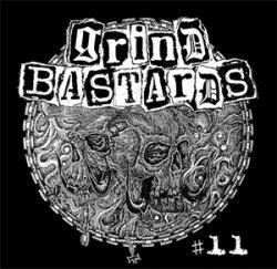 画像1: V.A / GRIND BASTARDS #11 (cd) Grind freaks