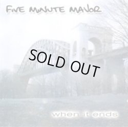 画像1: FIVE MINUTE MAJOR / When it ends (cd) Inner rage