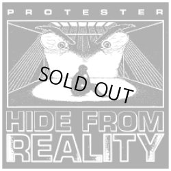 画像1: PROTESTER / Hide from reality (Lp) Trash king productions