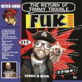 FUK / The return of tommy trouble (cd) Break the record