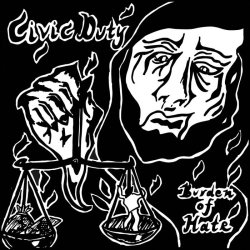 画像1: CIVIC DUTY / Burden of hate (7ep) Triple-B