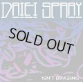 "DAIEI SPRAY / Isn't brazing (cd)(10""+cd) Sakanade"