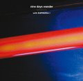 NINE DAYS WONDER / With euphoria+ (cd) Catune