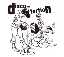 画像1: discotortion / 影切 (cd) Self