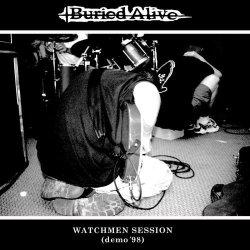 画像1: BURIED ALIVE / Watchmen sessions (7ep) Triple-B