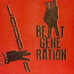 画像1: LOUDER, BEAT GENERATION / split (7ep) Ra-ma