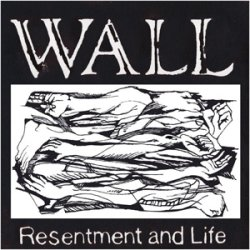 画像1: WALL / Resentment and life (cd) crew for life