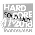 M.A.N.VS.M.A.N / Hardcore 2018 (cd) Superlame